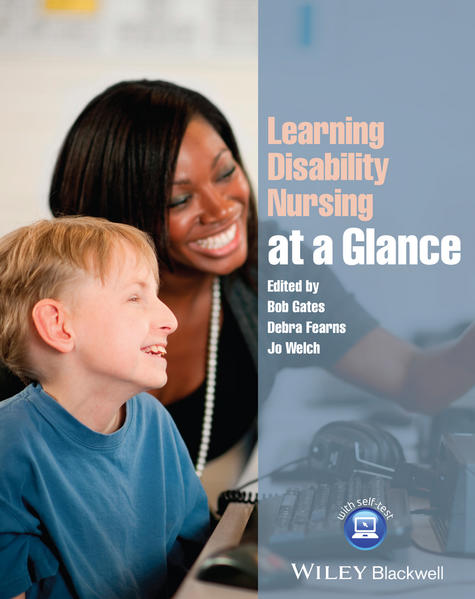 Learning Disability Nursing at a Glance - Coverbild
