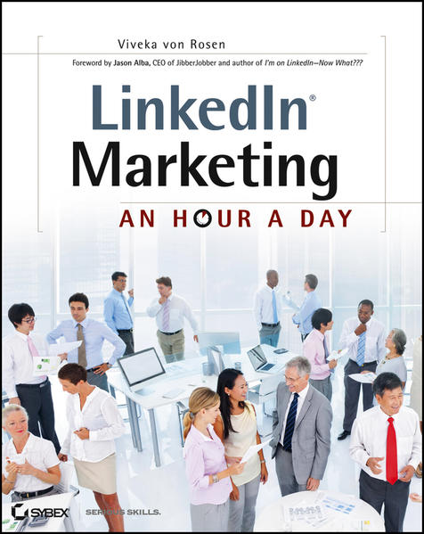 LinkedIn Marketing - Coverbild