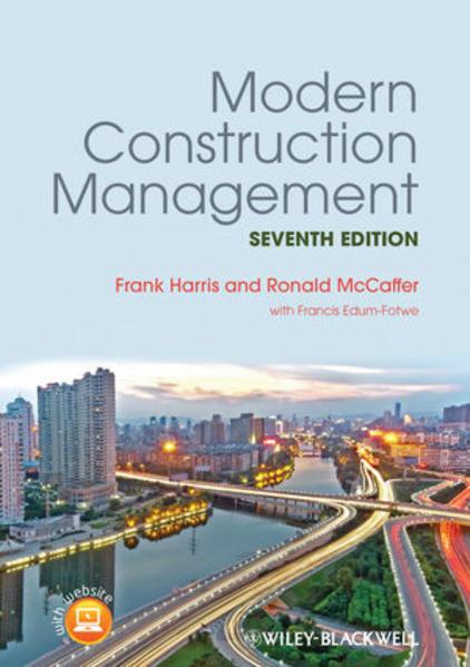 Modern Construction Management - Coverbild