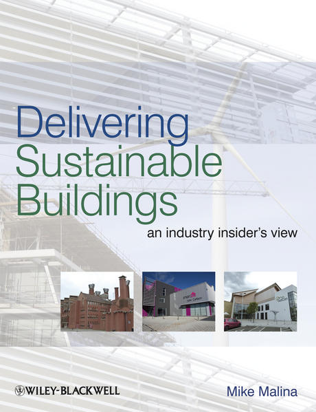 Delivering Sustainable Buildings - Coverbild