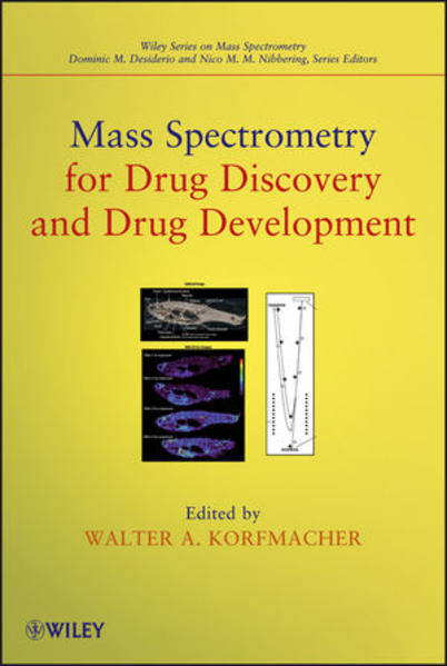 Mass Spectrometry for Drug Discovery and Drug Development - Coverbild