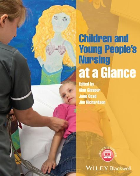 Children and Young People's Nursing at a Glance - Coverbild