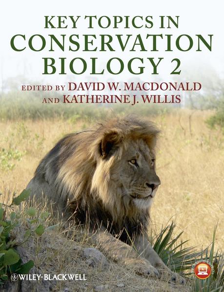 Key Topics in Conservation Biology 2 - Coverbild