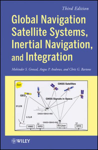 Global Navigation Satellite Systems, Inertial Navigation, and Integration - Coverbild