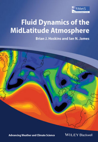 Fluid Dynamics of the Mid-Latitude Atmosphere - Coverbild