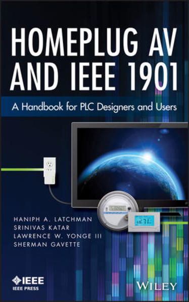 Homeplug AV and IEEE 1901 - Coverbild