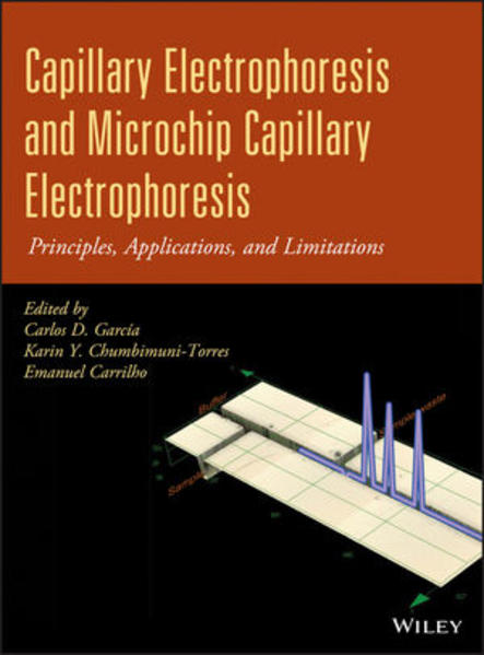 Capillary Electrophoresis and Microchip Capillary Electrophoresis - Coverbild