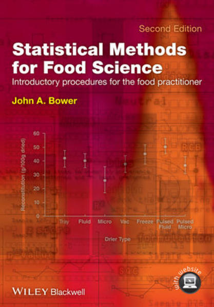 Statistical Methods for Food Science - Coverbild