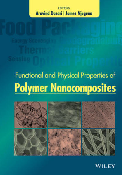 Functional and Physical Properties of Polymer Nanocomposites - Coverbild