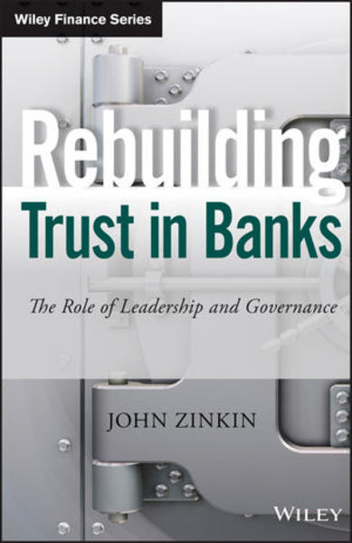 Rebuilding Trust in Banks - Coverbild