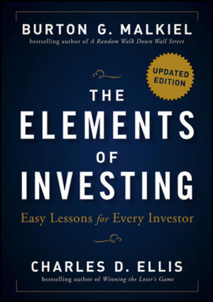 The Elements of Investing - Coverbild