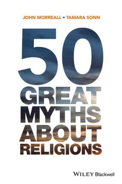 50 Great Myths About Religions - Coverbild
