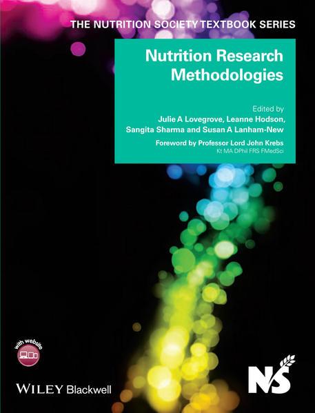 Nutrition Research Methodologies - Coverbild