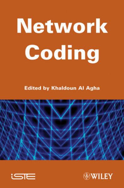 Network Coding - Coverbild