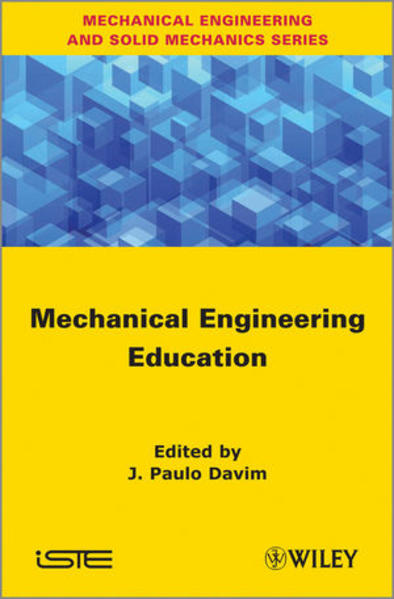 Mechanical Engineering Education - Coverbild