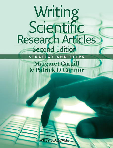 Writing Scientific Research Articles - Coverbild