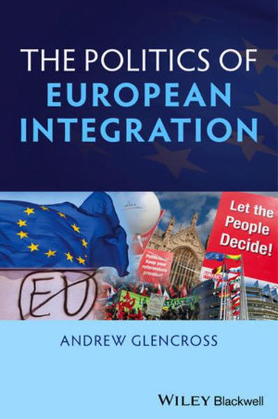 Politics of European Integration - Coverbild