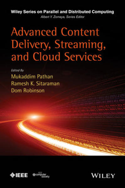 Advanced Content Delivery, Streaming, and Cloud Services - Coverbild