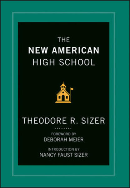 The New American High School - Coverbild