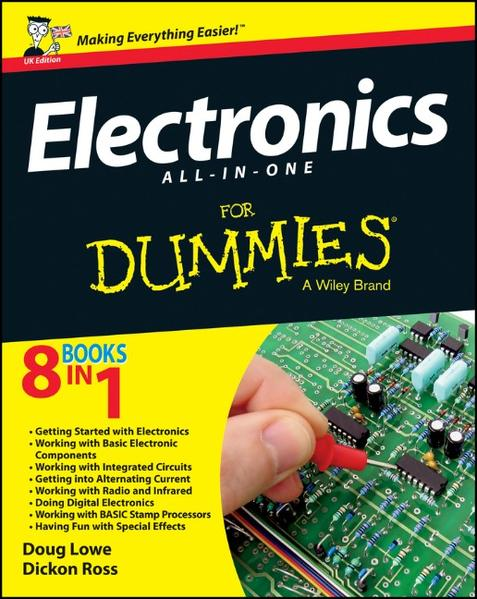 Electronics AIl-in-One For Dummies - Coverbild
