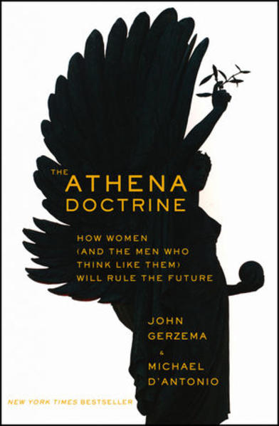 The Athena Doctrine - Coverbild