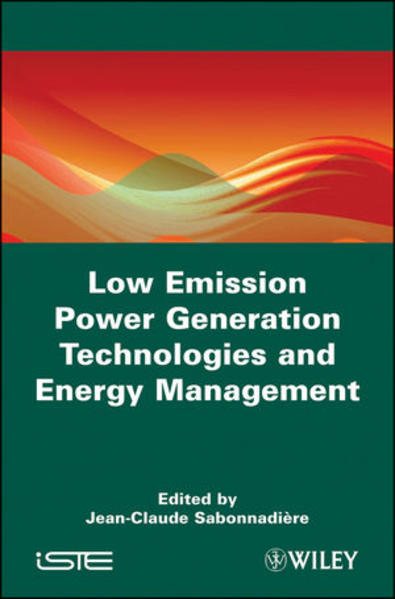 Low Emission Power Generation Technologies and Energy Management - Coverbild