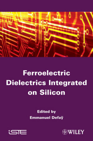 Ferroelectric Dielectrics Integrated on Silicon - Coverbild