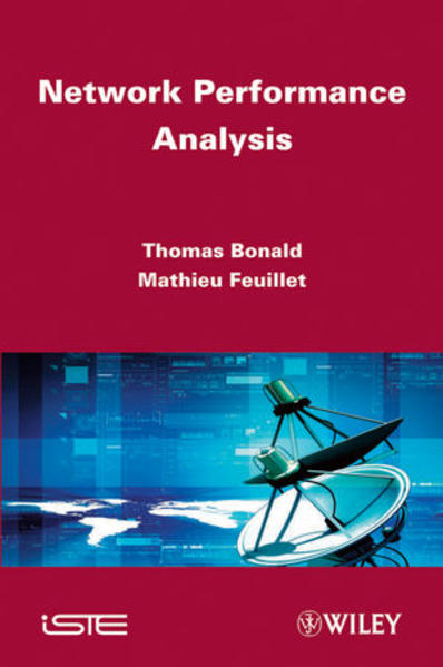 Network Performance Analysis - Coverbild