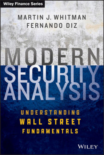 Modern Security Analysis - Coverbild