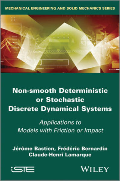 Non Smooth Deterministic or Stochastic Discrete Dynamical Systems - Coverbild