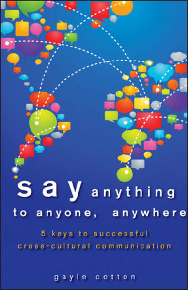 Say Anything to Anyone, Anywhere - Coverbild