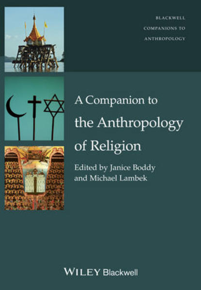 A Companion to the Anthropology of Religion - Coverbild