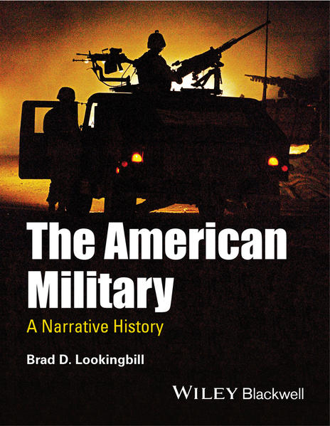 The American Military - Coverbild