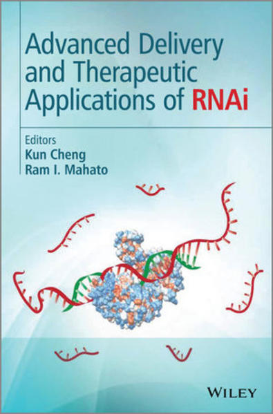 Advanced Delivery and Therapeutic Applications of RNAi - Coverbild