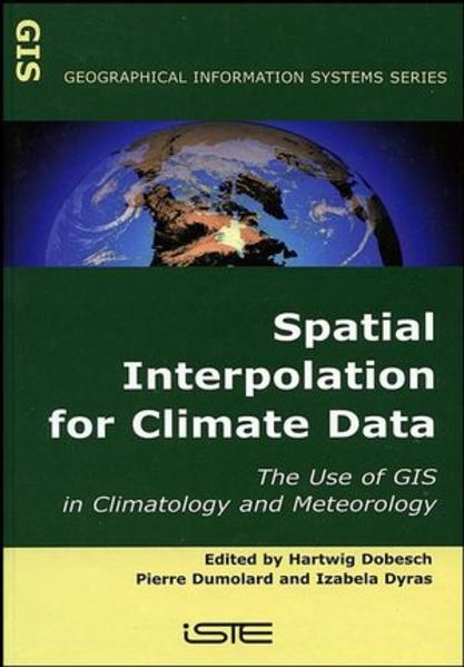 Spatial Interpolation for Climate Data - Coverbild