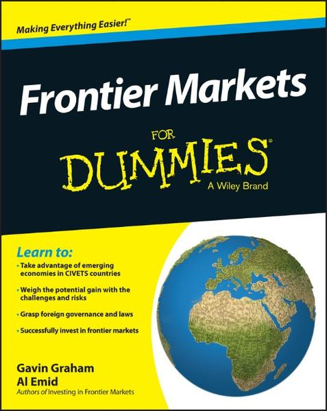 Frontier Markets For Dummies - Coverbild