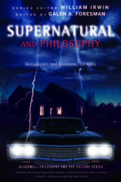 Supernatural and Philosophy - Coverbild