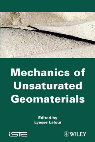 Mechanics of Unsaturated Geomaterials - Coverbild