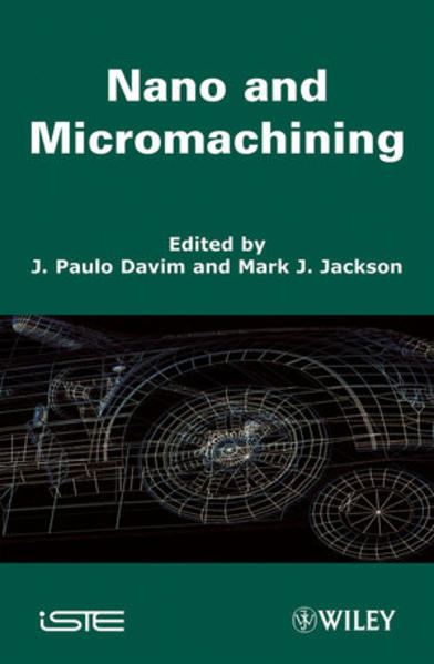 Nano and Micromachining - Coverbild