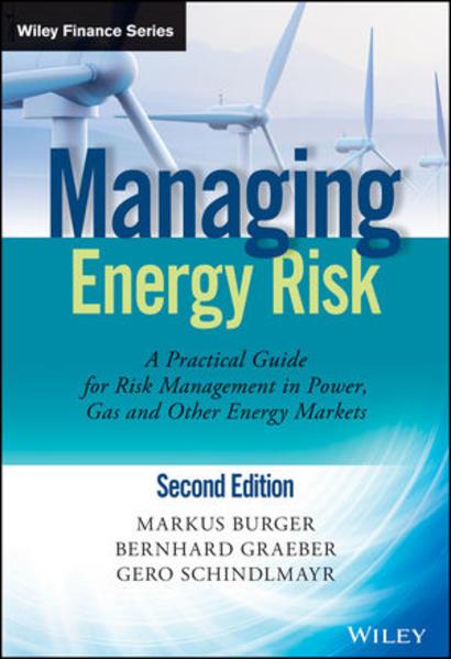 Managing Energy Risk - Coverbild