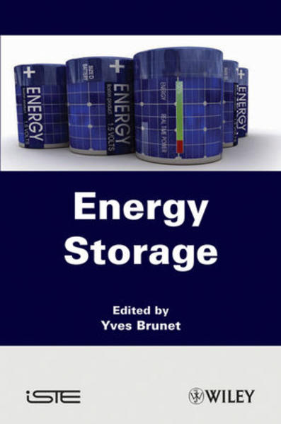 Energy Storage - Coverbild