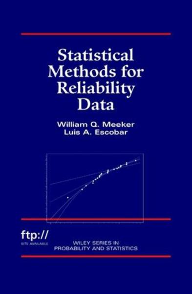 Statistical Methods for Reliability Data - Coverbild