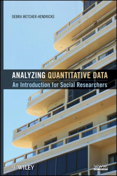 Analyzing Quantitative Data - Coverbild