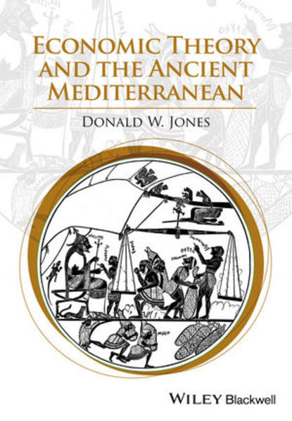 Economic Theory and the Ancient Mediterranean - Coverbild