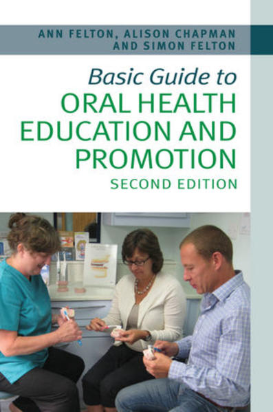 Basic Guide to Oral Health Education and Promotion - Coverbild