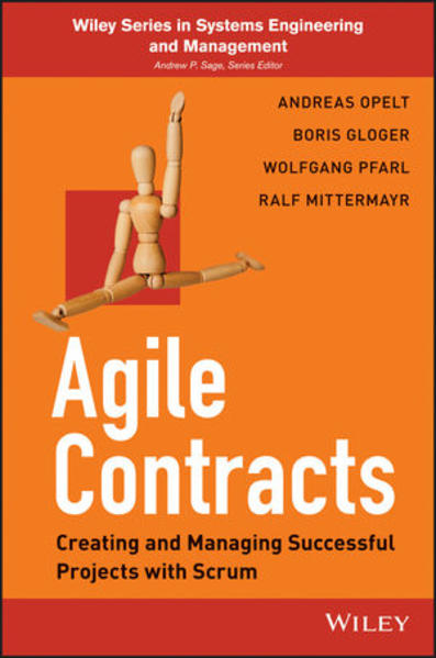 Agile Contracts - Coverbild