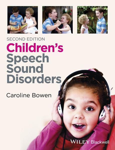 Children's Speech Sound Disorders - Coverbild