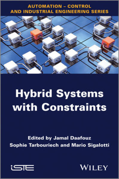 Hybrid Systems with Constraints - Coverbild