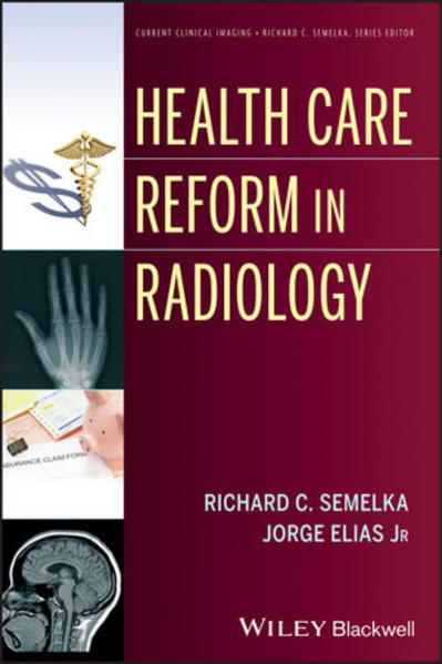 Health Care Reform in Radiology - Coverbild