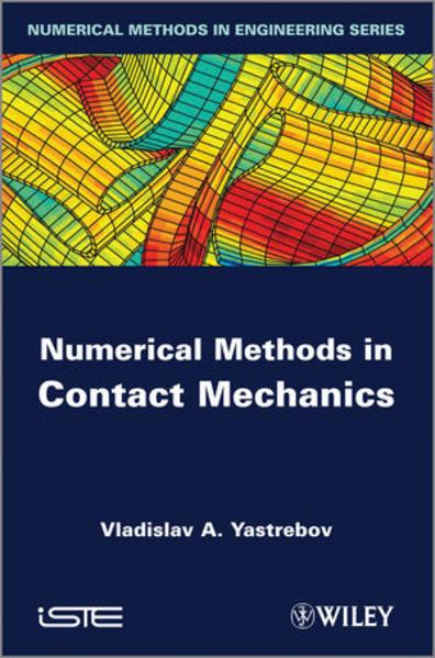Numerical Methods in Contact Mechanics - Coverbild